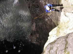 Canyoning savoie