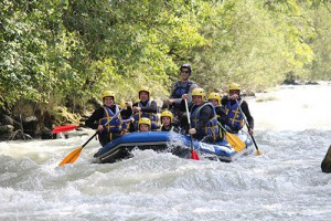 Rafting famille Savoie - Isere 1